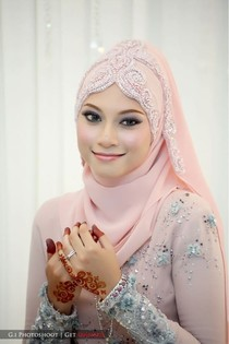 Fashion | Fesyen Tudung Pengantin Terkini | Journey To Success