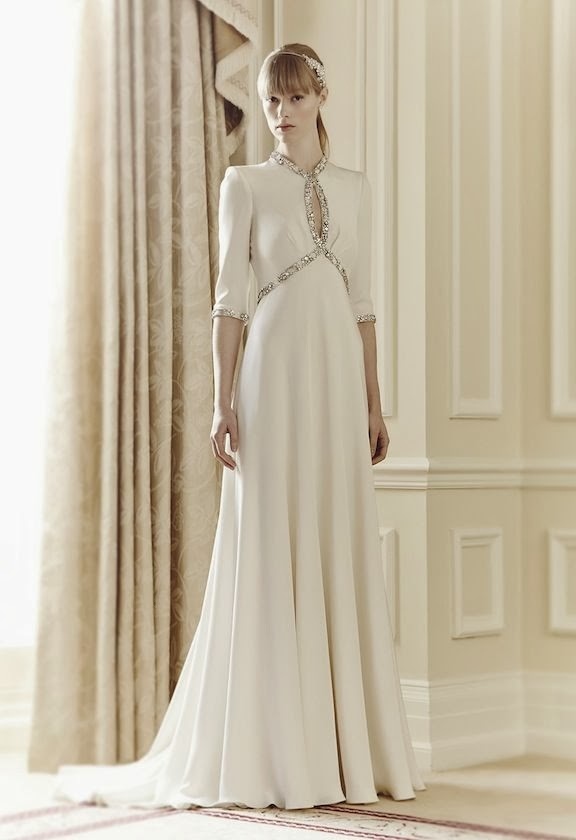 Cynthia Wedding Dress - Jenny Packham