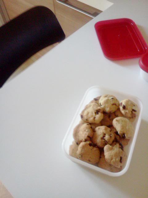 A casa nostra ci piace cucinare biscotti alla frutta disidratata - Ci piace cucinare ...