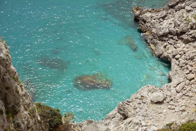 Capri Faraglioni Rocks Sea