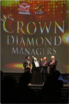 Become As Crown Diamond Manager