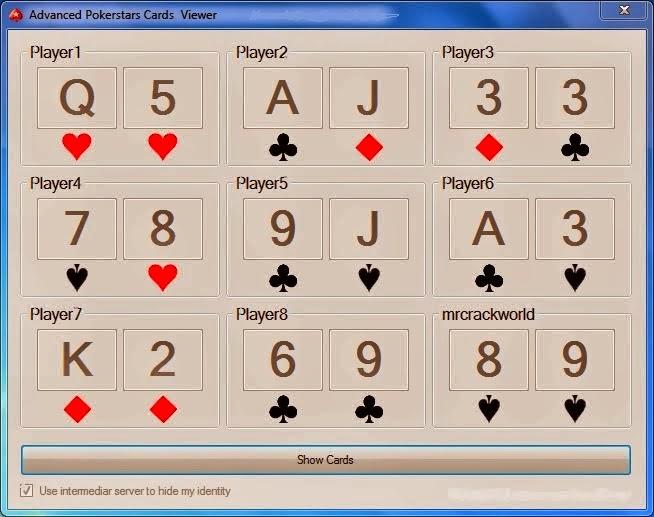 Pokerstars Hack