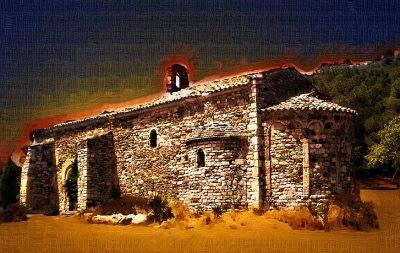 Ermita de la Mare de Déu de la Salut del Papiol (Guillem Sostres Miranda)