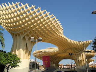 Sevilla - Metropol Parasol 01