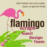 Flamingo Scraps Guest Design Team