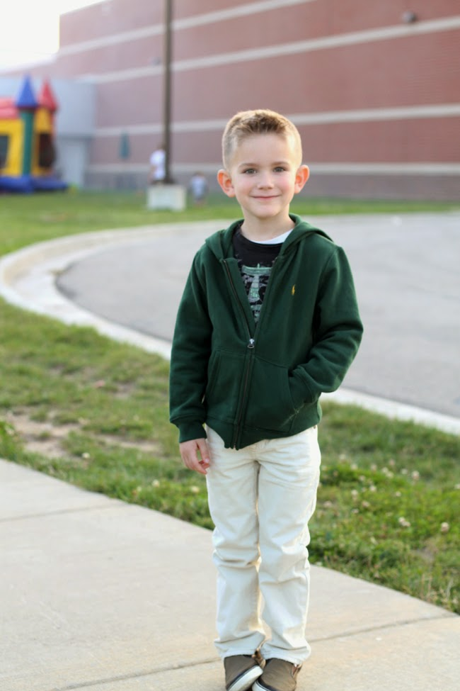 Back to school style with Ralph Lauren