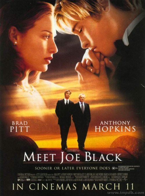 Rencontre avec joe black streaming hd