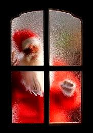 Santa Claus comin to town
