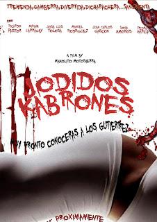 Ver online: Jodidos kabrones (2012)
