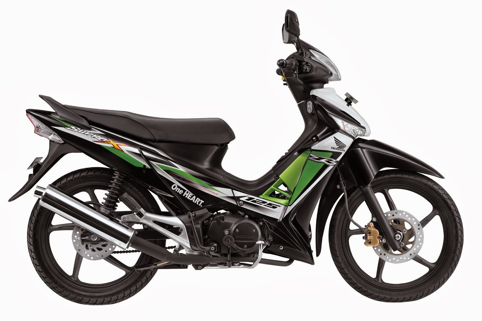 Perbandingan Supra X 125 cc Vs Smash 110 cc