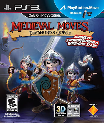 Medieval Moves: Deadmund's Quest PS3