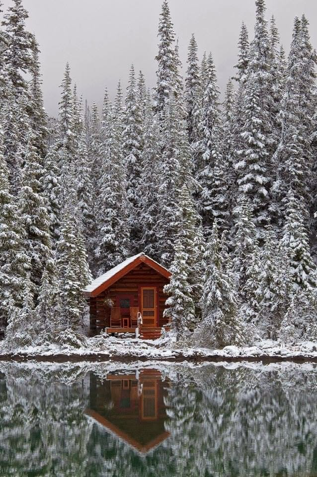 Coolest Cabins Log Cabin On The Lake