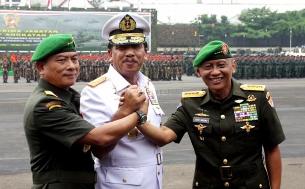 Pesan Panglima TNI kepada KSAD baru