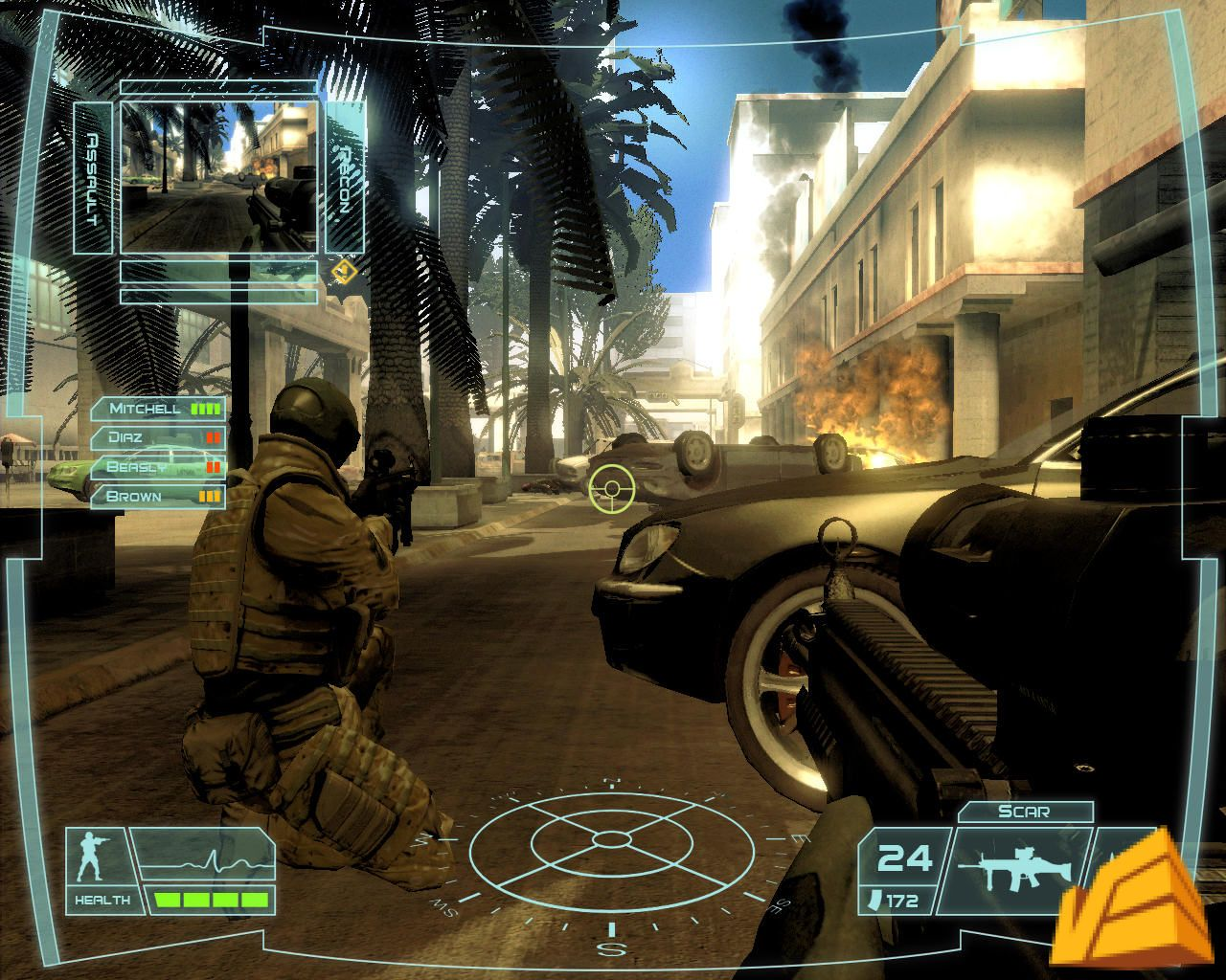 games Tom Clancy's Ghost Recon