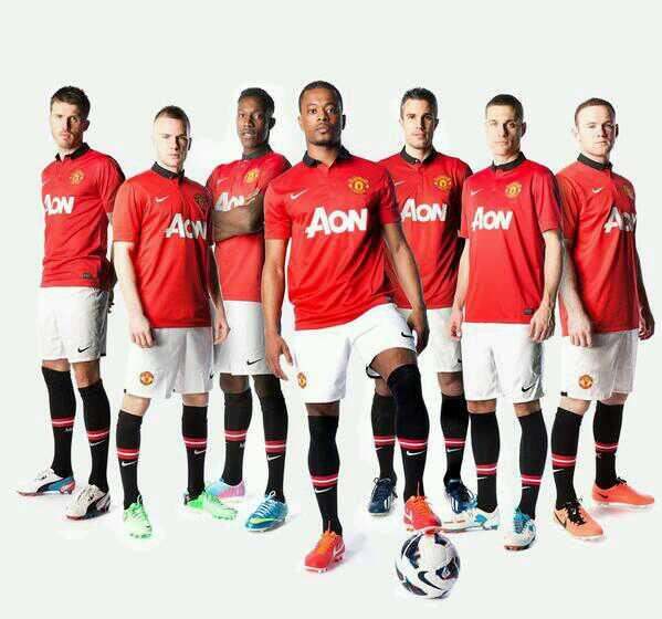 Wayne Rooney was featured throughout the promotional campaign for the ...