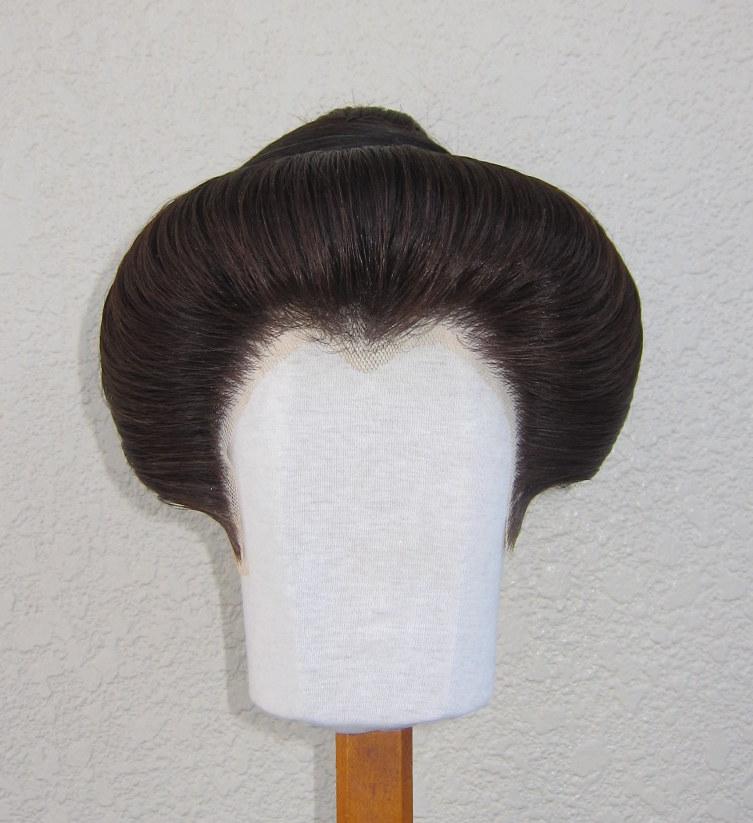 髪型 二百三高地