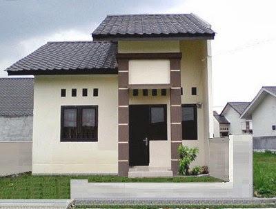 Gambar Desain Rumah Minimalis Modern Type 36