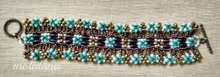 Art in beads and threads and more
