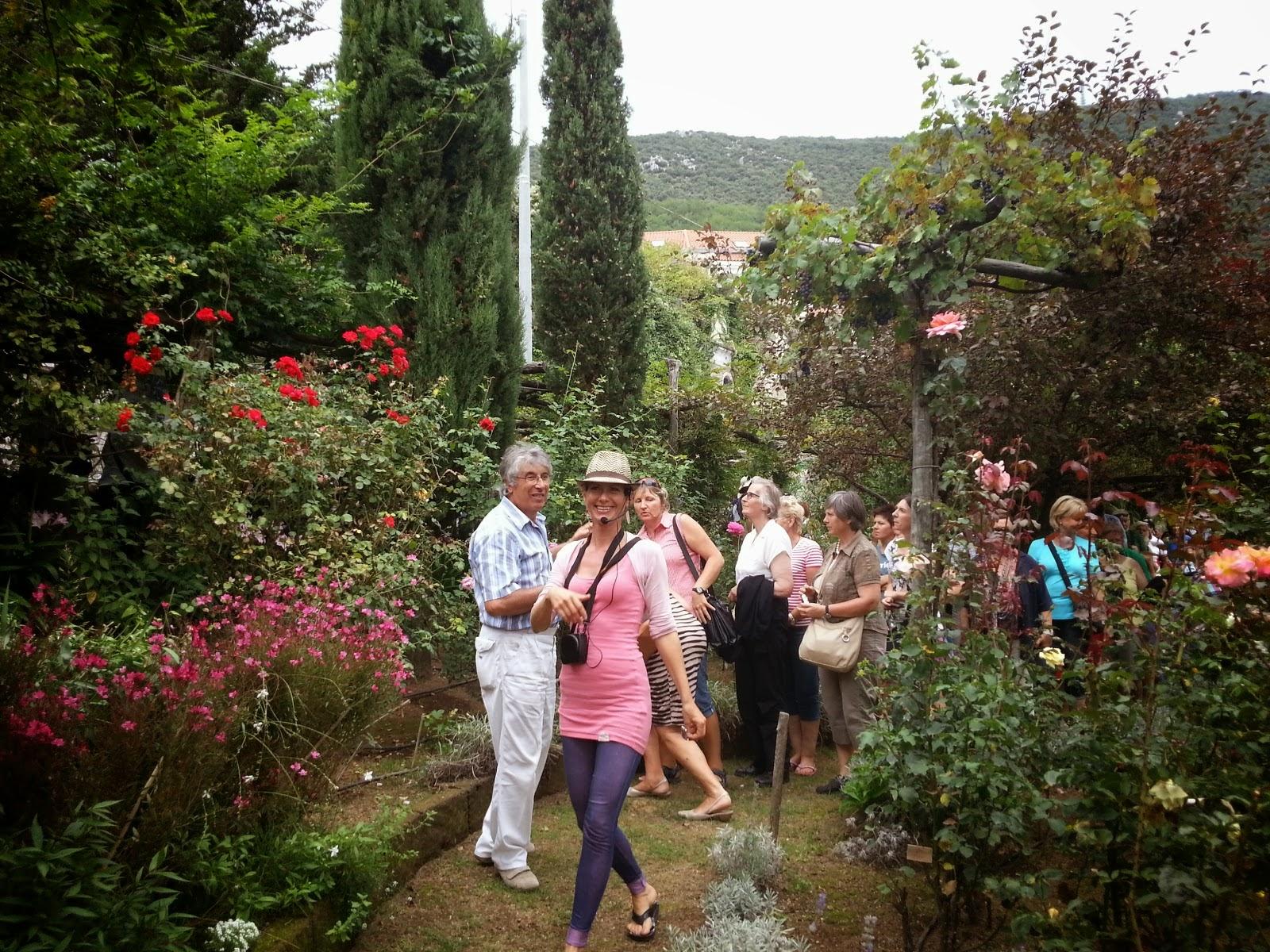 Il giardino segreto dell 39 anima di tramonti e la - Il giardino dell artemisia ...