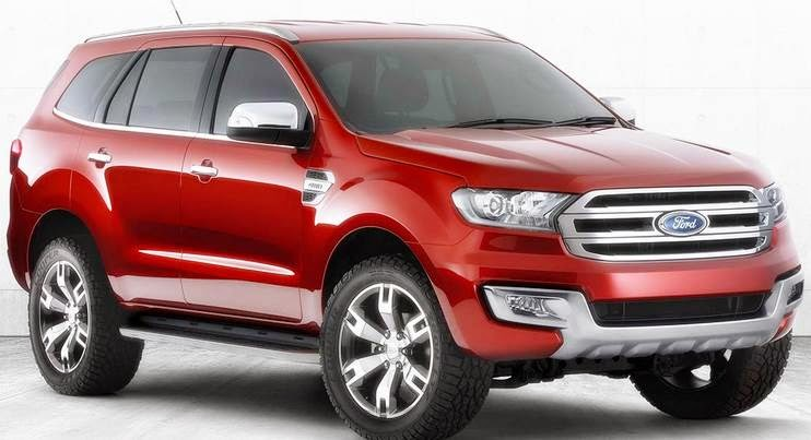 Ford Everest 2015 Release Date Australia