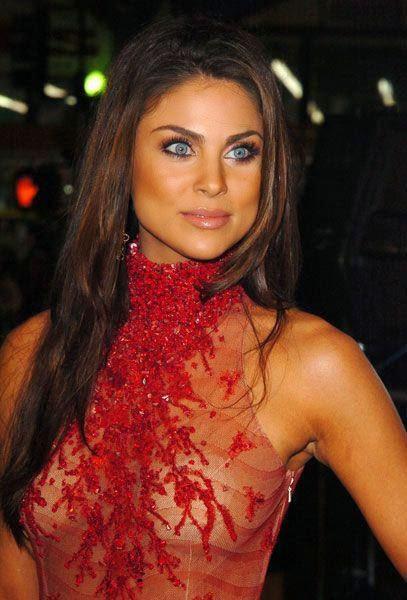 Iranian Models Nadia Bjorlin
