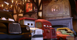 Cars 2 M. Fenderickson screenshot
