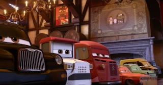 Cars 2 M. Fenderickson screenshot