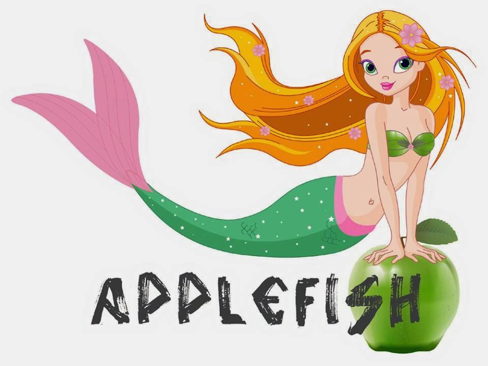 月光下のApplefish