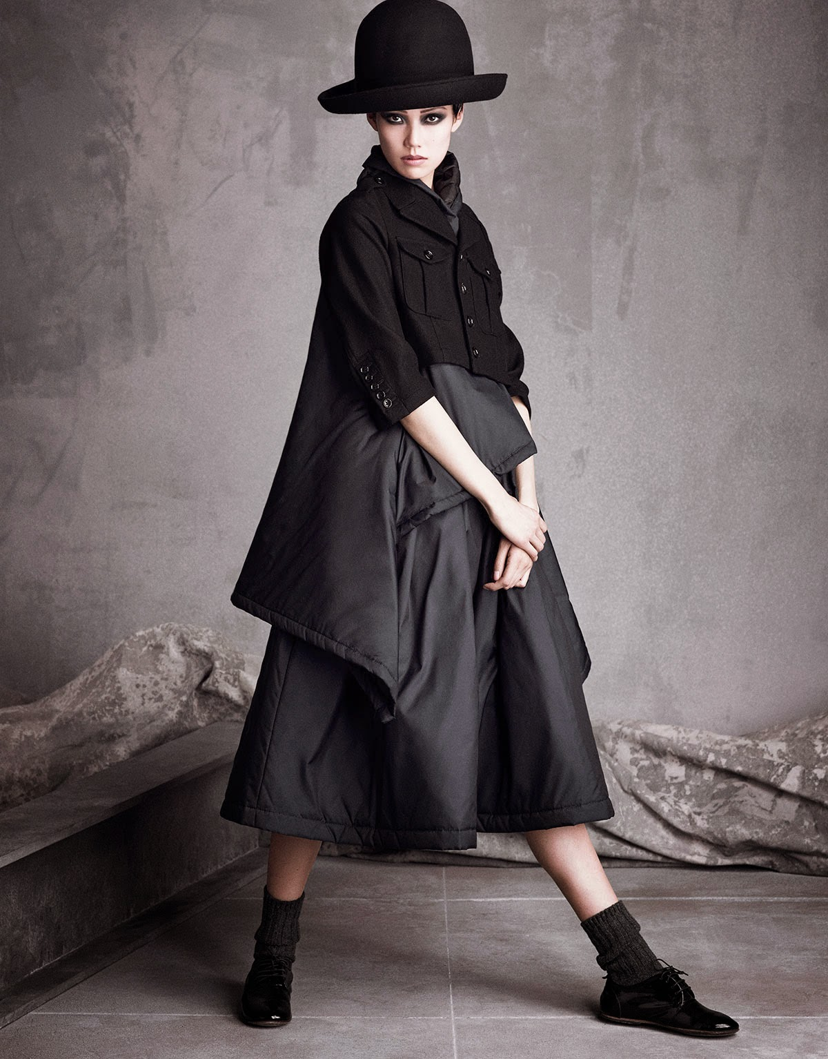 Tao-Okamoto-Perfect-Icon-Vogue-Japan-September-2014