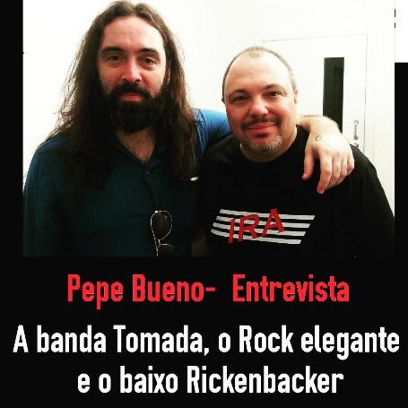 Pepe Bueno - Entrevista