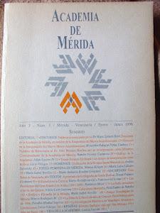 Boletín de la Academia de Mérida
