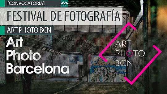 Festival de Fotografía. ART PHOTO BCN