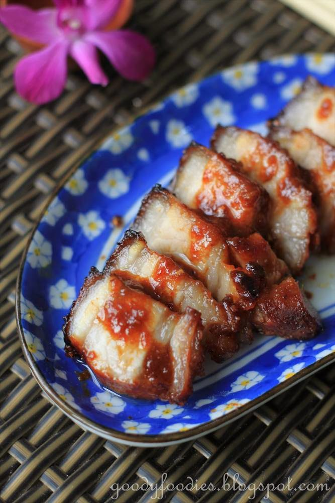 GoodyFoodies: Recipe: Homemade Char Siu 叉燒 (BBQ Pork)