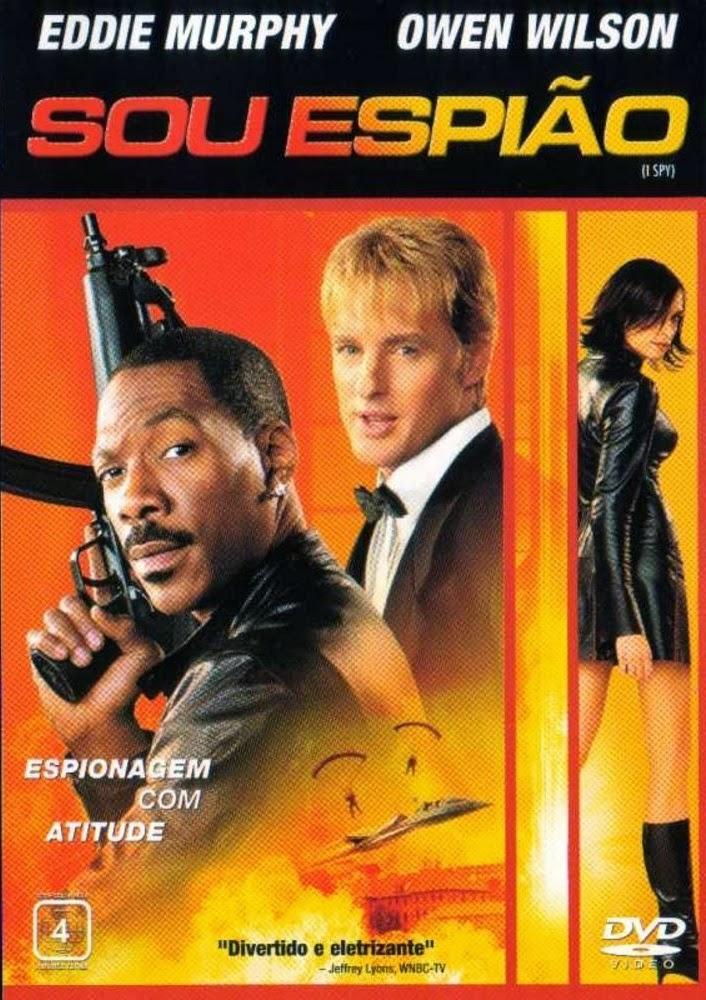 Sou Espião – Dublado (2002)