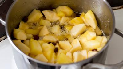 ябълков конфитюр