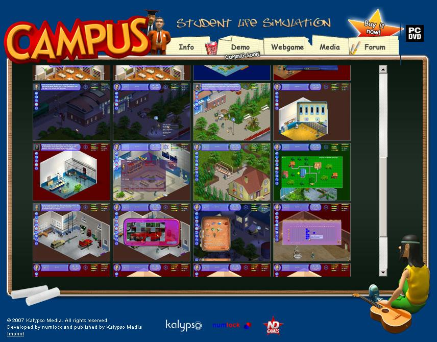 Virtual Life Simulation Games Online Free No Download
