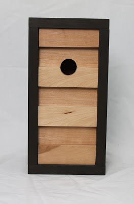 Woodified Bird House