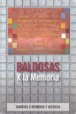 Portada Libro Baldosas X la Memoria