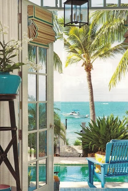 key west interior design - Key West Style Home Decor