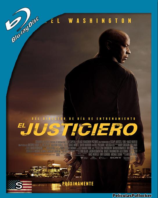 El Justiciero [BrRip 720p][Subtitulada][SD-MG-1F-RG]