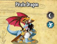 PIRATE DRAGON : NEON >