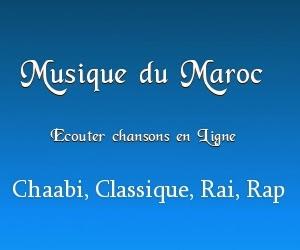 ecouter musique marocaine
