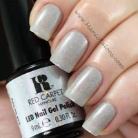 Red Carpet Manicure Gel Polish So Icy Swatch