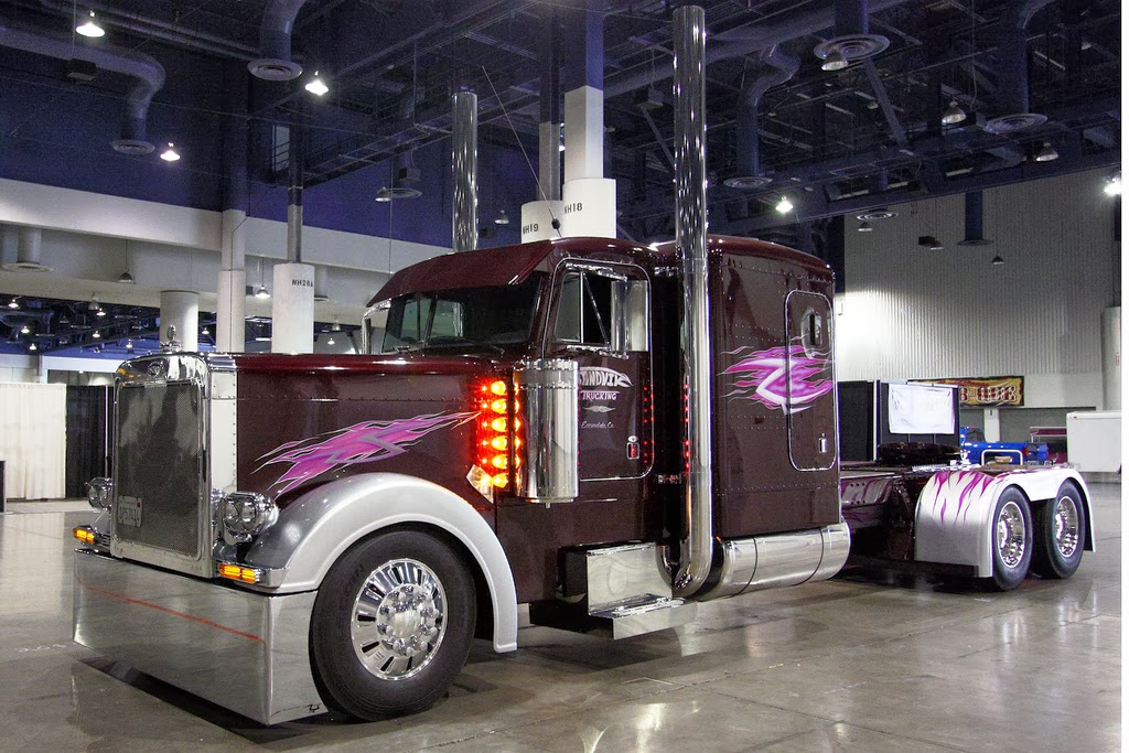 Truck Drivers U.S.A : The Best Modified Truck vol.126