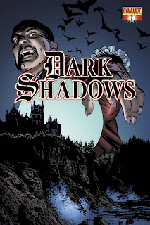 Cover of Dark Shadows #1 from Dynamite Entertainment