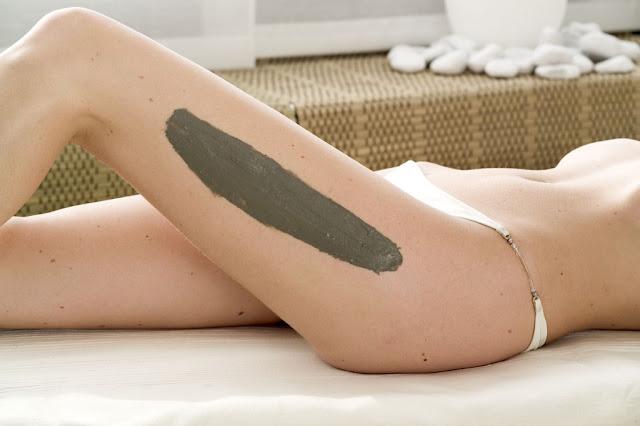 impacco anticellulite fai da te, argilla verde, combattere la cellulite