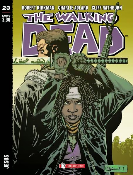 The Walking Dead #23 - Jesus