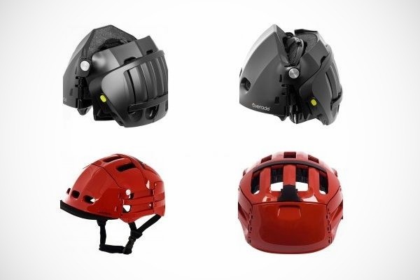 Foldable Bicycle Helmet by Agence 360