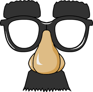 Gambar Kumis Kacamata Topi Kartun Lucu Vektor Grafis Dr Doolitle
