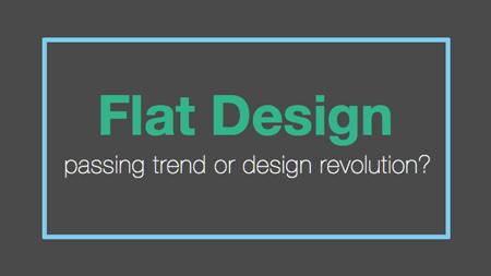 Desain Flat